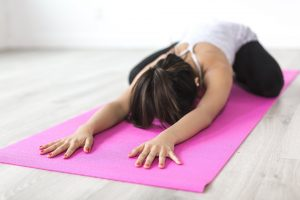 Übungen zur Stärkung des Rückens.