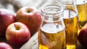 Apfelessig kann bei der Diät helfen.