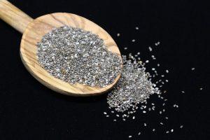 Chia-Samen helfen bei der Erhaltung eines gesunden Darms.