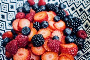 Was man bei der Ernährung beachten sollte.