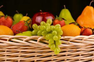 Eine gesunde Ernährung hilft beim Abnehmen und gegen Krankheiten.