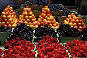 Eine gesunde Ernährung kann dabei helfen Krankheiten zu vermeiden.
