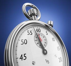 Beim Intervalltraining setzt man auf den knackigen Wechsel zwischen Belastungsphasen und Pausen.