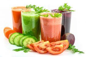 Gemüse hilft beim Entschlacken des Körpers auf natürliche Art.