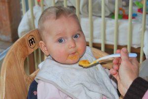 Wie man mit der Babybrei-Diät abnehmen kann.