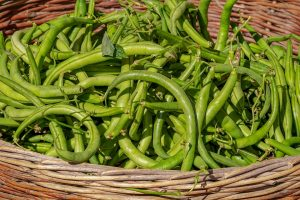 Auf Hülsenfrüchte wie Bohnen wird bei der Diät verzichtet.
