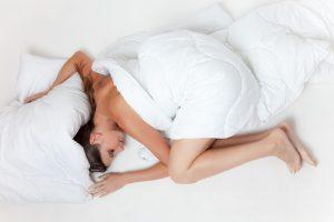 In zwei Minuten einschlafen