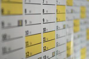 Die 90 Tage-Diät sieht einen Zeitraum von 3 Monaten für das Abspecken vor.