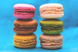 Menschen die die gern Süßes essen können die Diät nur schwer durchhalten.