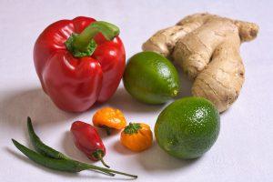 Der Ingwer und die Chilis sollten möglichst frisch sein und nicht aus getrocknetem Pulver bestehen.