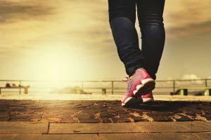 Wie man ohne Sport und Diät abnehmen kann.
