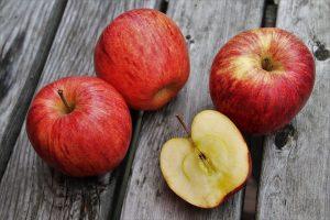 Wie die Apfel-Diät aufgebaut ist.