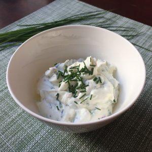 Bei der Quark-Diät macht Maqerquark den Hauptbestandteil der Ernährung aus.