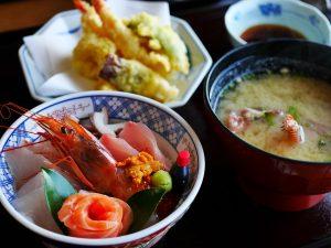 Die Japan-Diät ist sehr vielfältig und gesund.