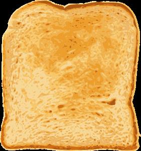 Weißes Brot und Toast sind aufgrund des hohen glykämischen Indexes bei der Spears-Diät tabu.