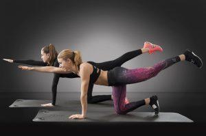 Richtig essen und trainieren zum Abnehmen