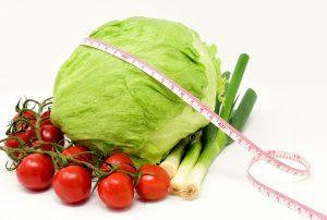 Wer zu wenig isst nimmt nicht zwangsläufig ab.
