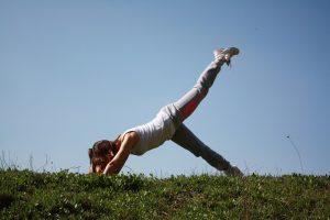 Tägliche Workouts gehören auch zur Renegade-Diät.