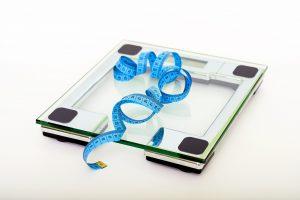 Tipps um dauerhaft das Gewicht auf der Waage (auf Englisch scale) zu halten